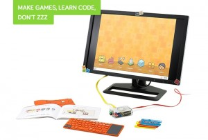 Kano Computer Kit Powered By A Raspberry Pi (video)