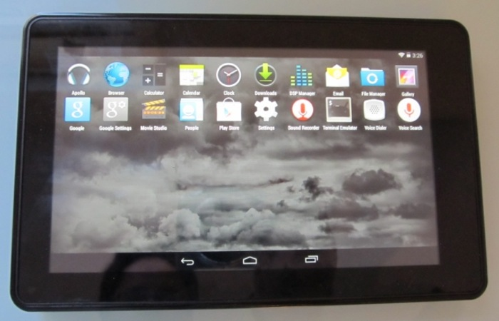 Kindle Fire Android KitKat 4.4