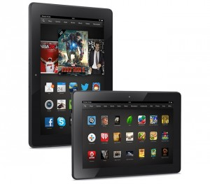 Amazon Kindle Fire HDX And Updated Kindle Store Launch In Australia