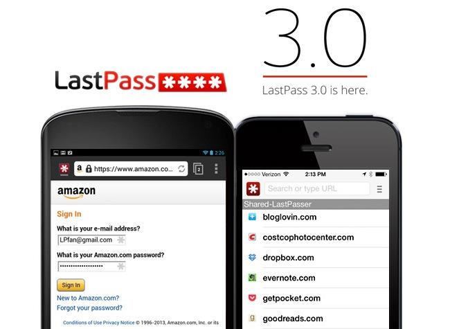 LastPass 3