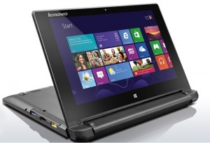 Lenovo Flex 10 Notebook Unveiled With Flip Back Screen