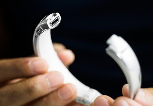 MEMI iPhone Smartbracelet Kickstarter