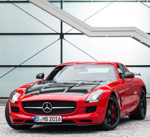 Mercedes Benz SLS AMG GT Final Edition
