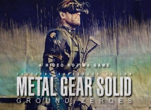 Metal Gear Solid V Ground Zeroes Launching Spring 2014 (video)