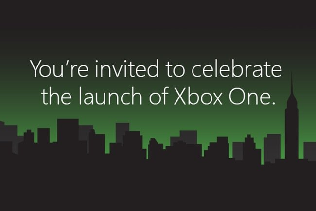 Microsoft Xbox One Launch