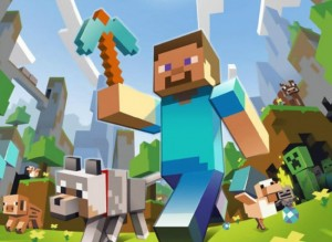 Minecraft Streaming Partnership Announced By Twitch And Mojang
