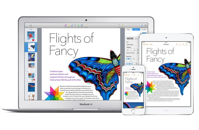 Missing Apple iWork Features