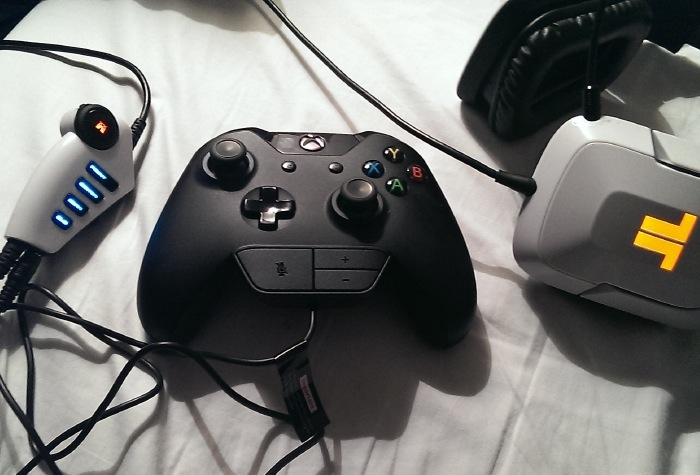 Modder Creates Custom Xbox One Third Party Headset Adapter In 15 Mins