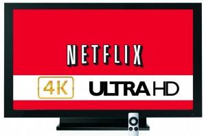 Netflix to Offer 4k Definition Next Year?