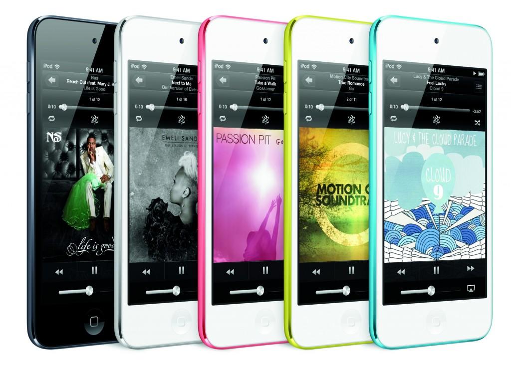 Newer iPod