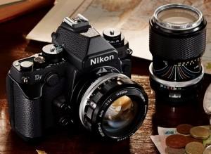 Nikon Df Full-Frame Retro Styled DSLR Camera Unveiled