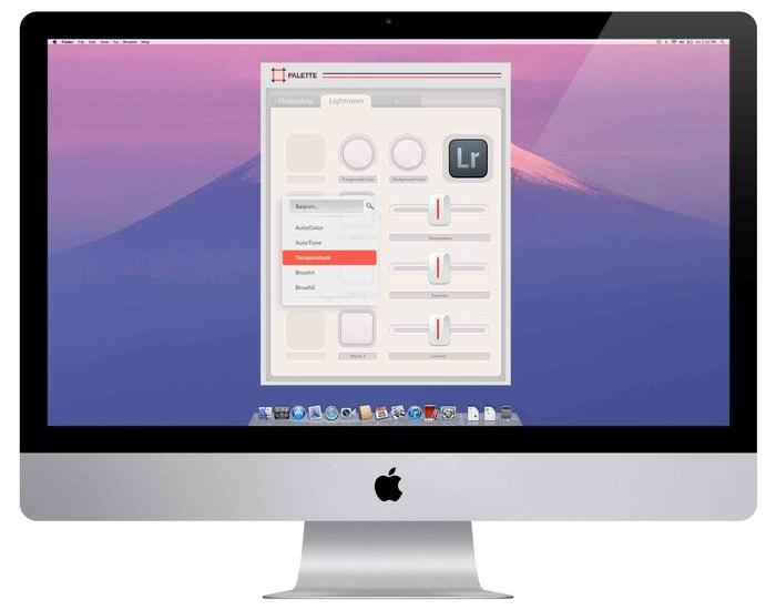 Palette Freeform Interface