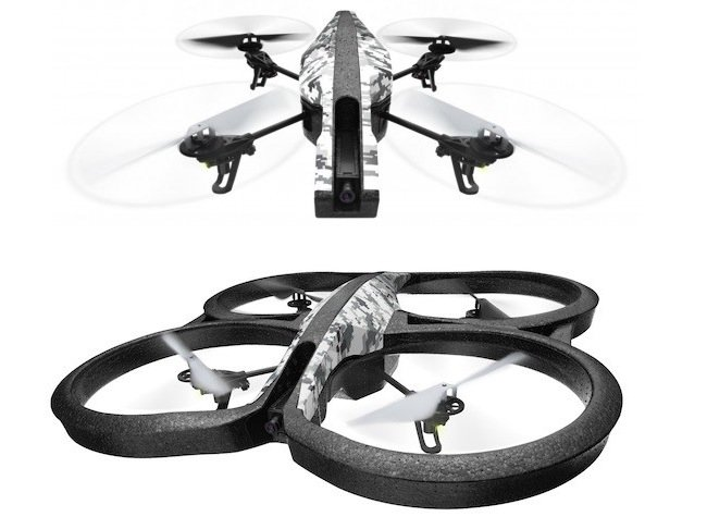 Parrot AR.Drone 2.0 Elite Edition Unveiled With New Camo