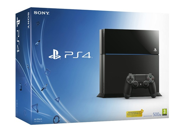 PlayStation 4 Amazon