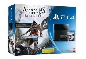 PlayStation 4 Assassin's Creed 4 Black Flag Bundle Unveiled (video)