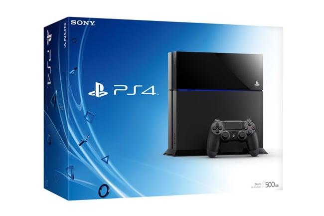 PlayStation 4 Hong Kong