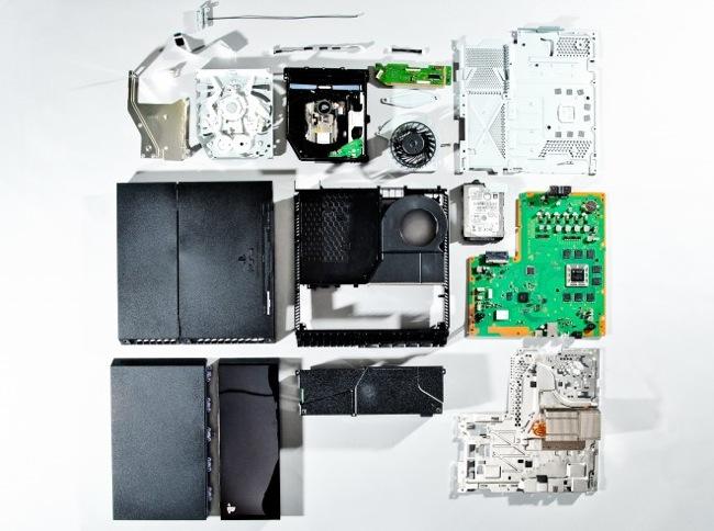 PlayStation 4 Teardown