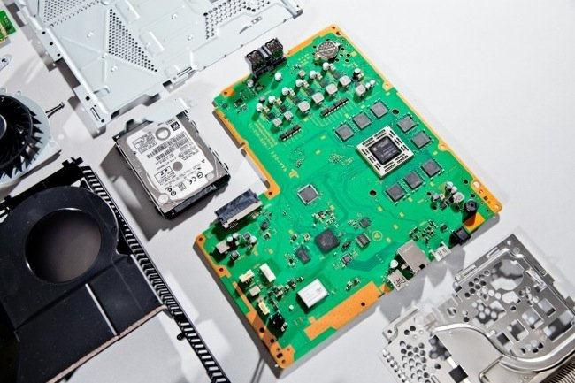 PlayStation 4 Teardown