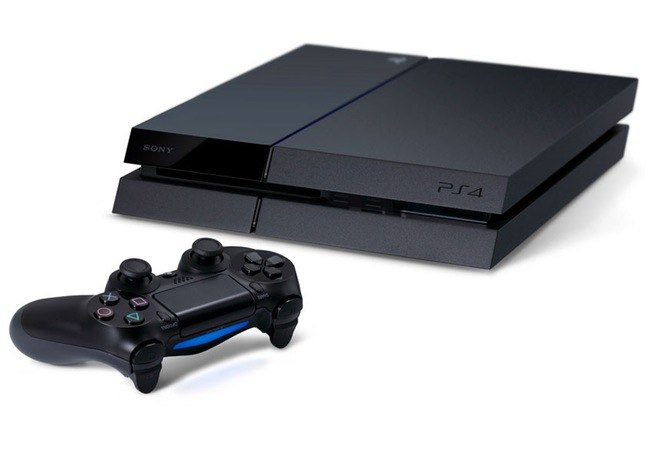 PlayStation 4 dashboard