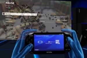 PlayStation 4 PS Vita Remote Play Connection Demonstrated By Sony (video)