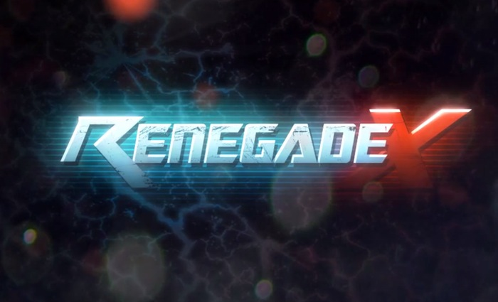 Renegade X game