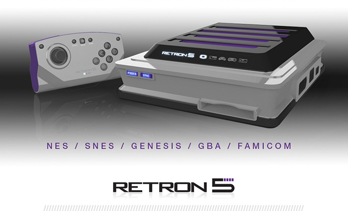 Retron 5 Game Console