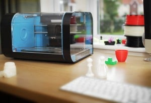 Robox 3D Printer And Desktop Micro-Manufacturing Platform Launches On Kickstarter (video)