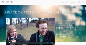 Sanctri Offers a New Way to Use Facebook