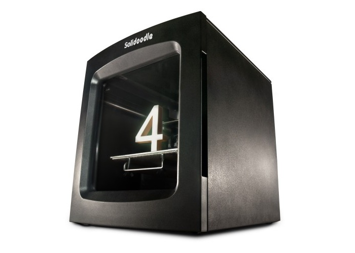 Solidoodle 4 3D Printer