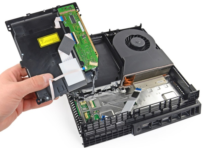 Sony PlayStation 4 iFixit Teardown