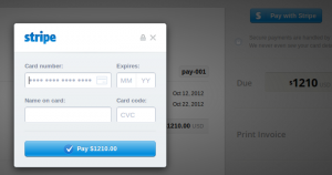 Stripe – PayPal's New Competitor