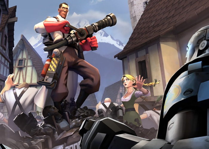 Team Fortress 2 Two Cities