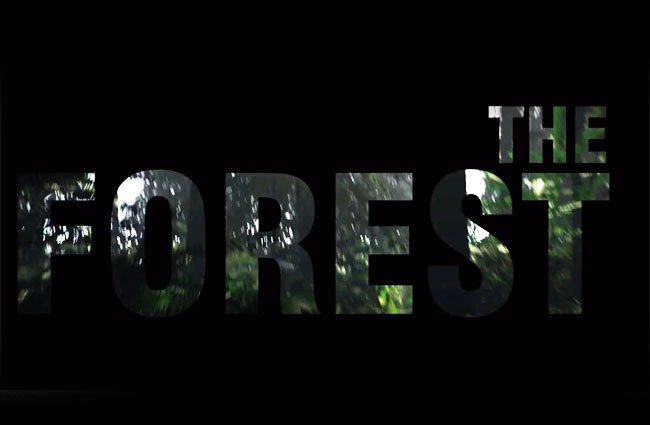 The Forest Game Trailer