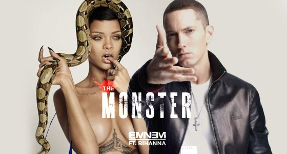 The Monster Eminem