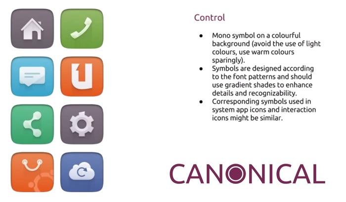 Unbuntu icons