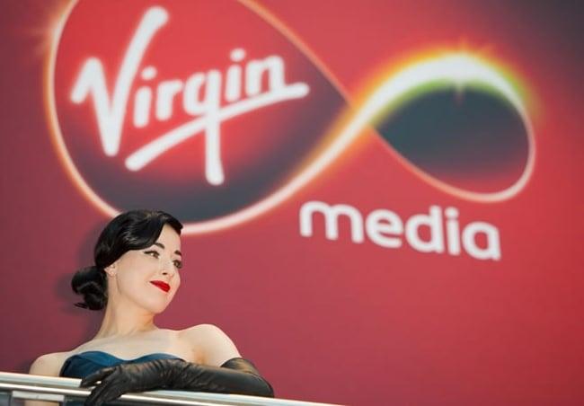 Virgin Media Netflix
