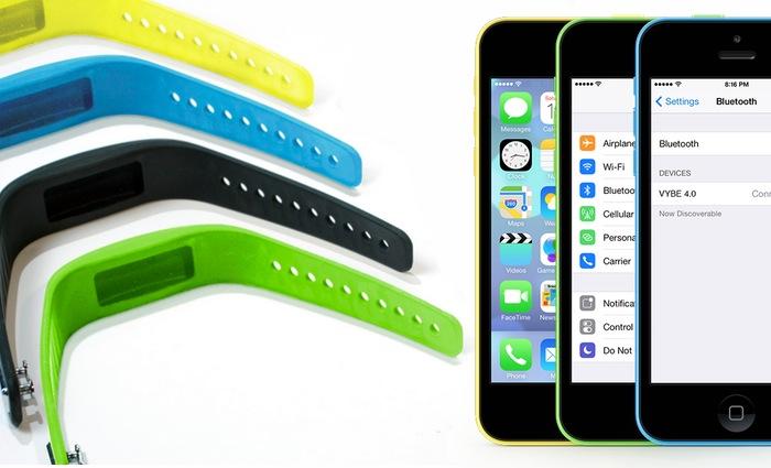 Vybe Smartphone Notification Bracelet