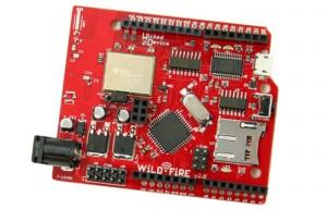 Wicked Device WildFire WiFi Arduino Compatible Board Launches