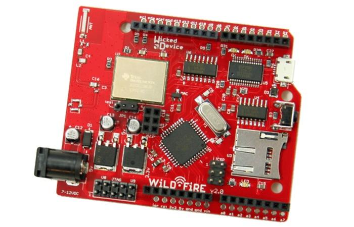 WildFire WiFi Arduino