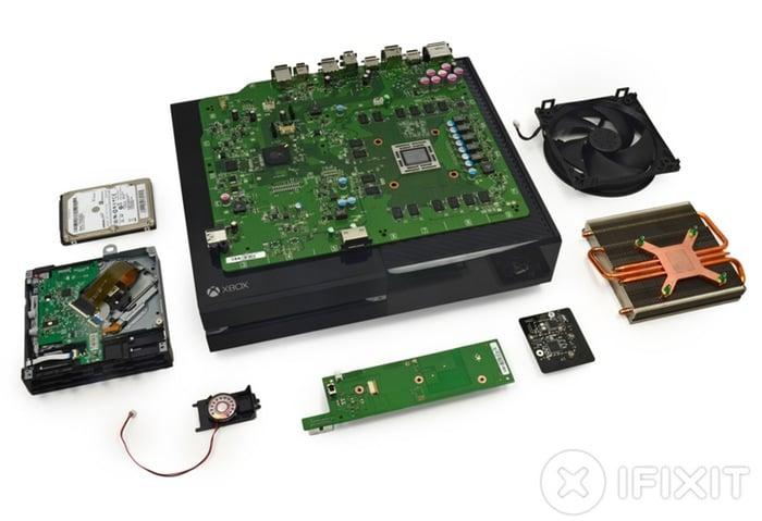Xbox One Teardown