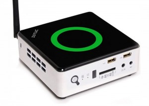 Zbox Nano AQ01 AMD Kabini Powered Nettop Mini PC Unveiled for €330