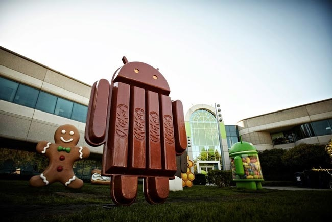 LG G2 Android 4.4 kit kat update