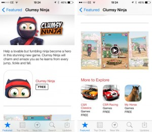 Video Trailers Land On Apple's App Store