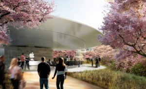 More Photos Of The New Apple Spaceship Campus