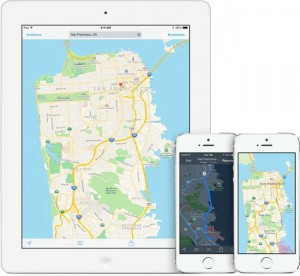 Apple Maps Appears to Be Quite Popular After A Rough Start