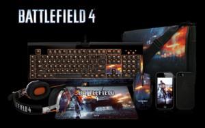 Razer Unveils Battlefield 4 Branded Gaming Accessories