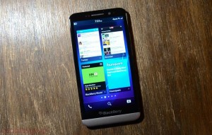 BlackBerry Z30 Lands On Verizon Wireless For $199.99
