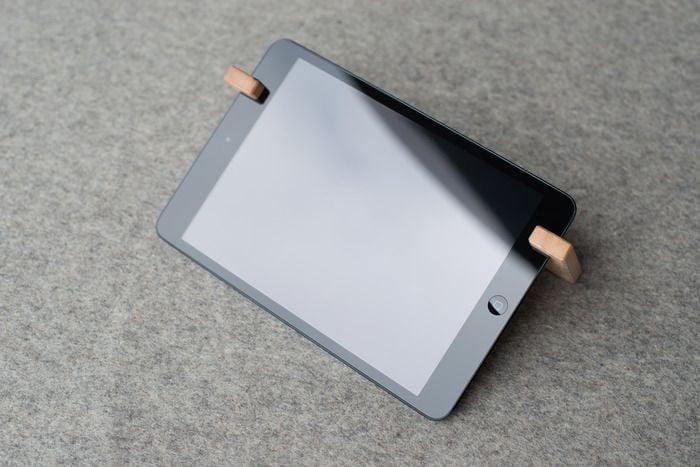 Coburns iPad Stand