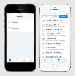 New Dropbox For Business Announced