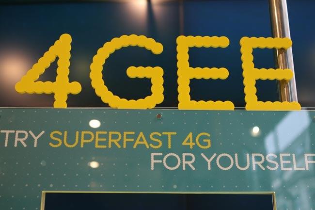 EE 4G LTE Advanced